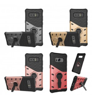 Shockproof Armor Sniper Hybrid Case for Samsung Note 5 8