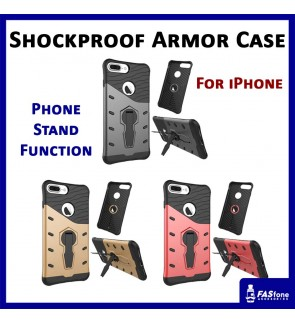 Apple iPhone 7 Plus Shockproof Armor Sniper Hybrid Back Case Back Cover