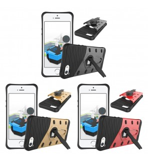 Shockproof Armor Sniper Hybrid Case for Apple iPhone 5 5S SE