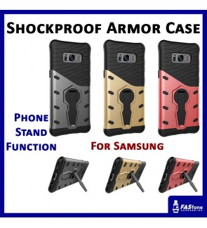 Samsung S6 edge S7 Edge S8 Plus Shockproof Armor Sniper Hybrid Back Case Back Cover