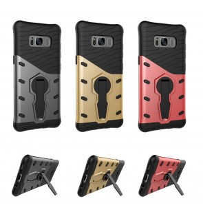 Shockproof Armor Sniper Hybrid Case for Samsung S6 S7 Edge S8 Plus