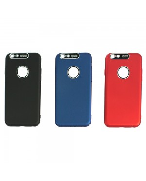 Fashion Slim Hard Case for iPhone 5 5s Se 6 6S Plus