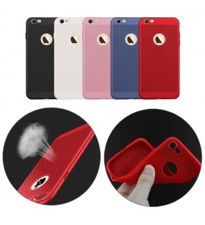 Fashion Heat Release Slim Soft TPU Case for iPhone 5 5S SE