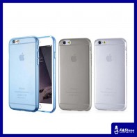 TPU Transparent Soft Case for iPhone 5 5S SE 6 6S Plus 7 8 Plus X