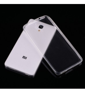 Transparent Soft Case Redmi Note Mi Mix Xiao Mi 4x 4a 1 2 3 5 5A Plus