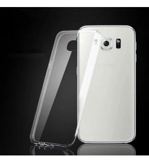 Transparent Soft Case Samsung A3  A5  A7 A8 2015 2016 2017