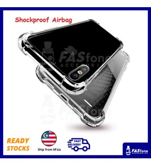 (Ready Stocks in Malaysia) 360 Anti Shock Air Bag Case iPhone 11 Pro Max 5 5s Se 6 6s 7 8 Plus X Xs XR MAX