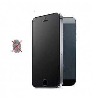 Matte iPhone 5 5S SE 6 6S 7 8 Plus X Xs MAX XR Apple Round Edge Tempered Glass