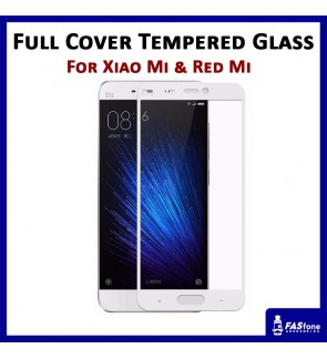 Xiao Mi Mi 5 and RedMi Note 4 4X 4A Full Cover Carbon Fiber Tempered Glass