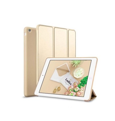 Auto Wake Sleep Soft TPU Flip Cover iPad 2 3 4 5 6 Air Pro 9.7 10.2 10.5 Mini 2017 2018