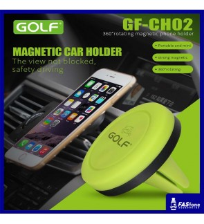 Universal GOLF Magnetic Phone Holder Air Vent Mount