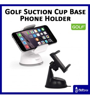 Golf Silicone Suction Cup Base Phone Holder Car Mount Original