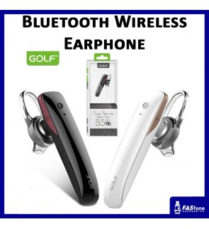 GOLF Bluetooth Wireless Earphone V4.1 HD Sound Headset Pure Series B5