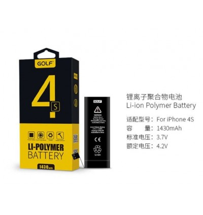 (Free Tools) Golf Replacement iPhone Battery for iPhone 5 5S 6 6S Plus 7 7 Plus