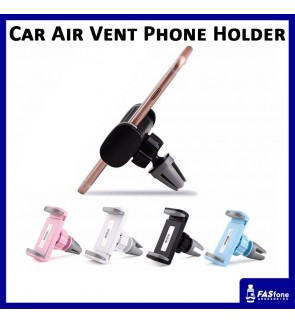 360 Rotatable Car Air Vent Holder (4 Colors)