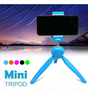 Mini Tripod for Apple iPhone Samsung Camera (5 Colors)