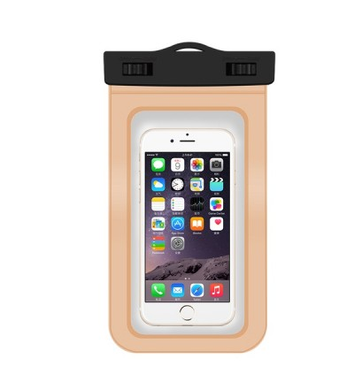 Universal Waterproof Bag for Smartphones Phone iPhone Mobile device to 6 inches