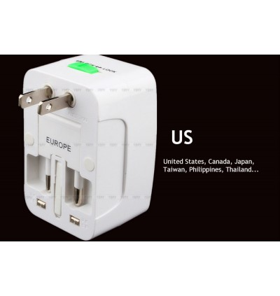 Travel Adapter Universal Adapter Charger Adapter International Adapter