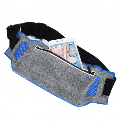 Waist Pouch Bag Outdoor Ultra Slim Light Sports Running Travel Waterproof GYM