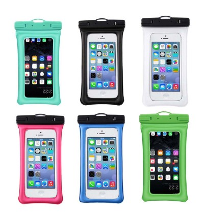 2019 Universal Waterproof Bag Air Bag Shockproof Smartphones iPhone Phone device