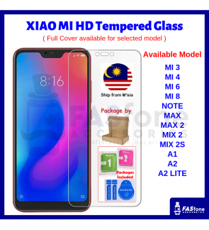 BLACK SHARK 1 2 HELLO XIAO MI 3 4 6 8 9 NOTE MAX MIX 1 2 2S 3 A1 A2 A3 LITE Round Edge Tempered Glass