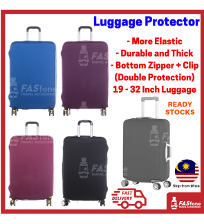 Luggage Protector Elastic Luggage Cover Luggage Suitcase Dust Proof Best Quality