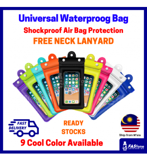 Air Bag Waterproof Bag Shockproof Smartphones iPhone Phone device Universal 2019