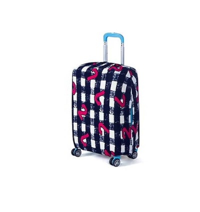 Luggage Protector Elastic Luggage Cover Luggage Suitcase Dust Proof Anti Scratch