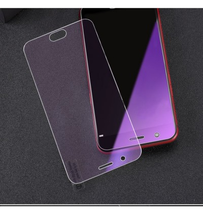 HONOR 10 VIEW 20 Note 9 LITE PLAY 8X 7X 6X Full Cover Purple Ray Tempered Glass