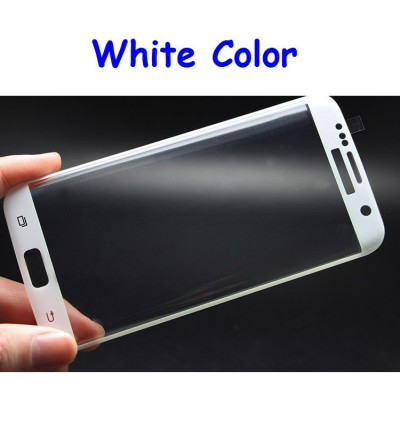 Samsung S7 and S7 Edge Full Cover Tempered Glass (3 Colors)