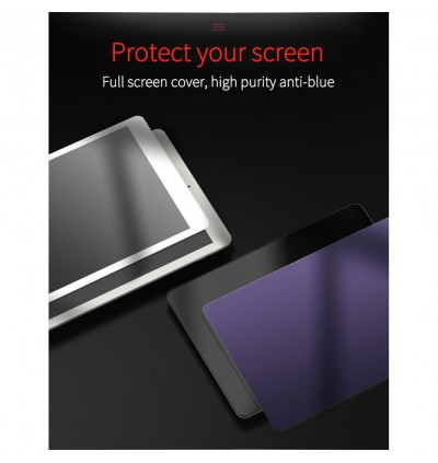 Anti Blue Ray Purple Light Tempered Glass iPad Mini 1 2 3 4 5 Air Pro 2017 2018 12.9 10.2 2018 2019