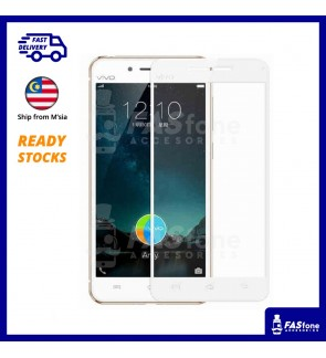 Vivo V3 V3 Max Y55 Y67 Full Cover Tempered Glass