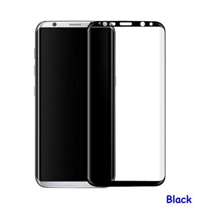 Full Cover 9H HD Tempered Glass for Samsung Galaxy S8 S8 Plus