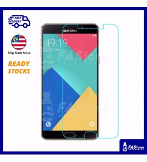 Samsung A10 A20 A30 A50 A70 A80 A3 A5 A7 2016 2017 A8 Plus 2018 A9 C9 Pro A6 Tempered Glass Round Edge