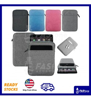 Anti Knock Shock Tablet Sleeve Pouch Bag Case - Apple iPad 2 3 4 5 Air 1 2 Mini