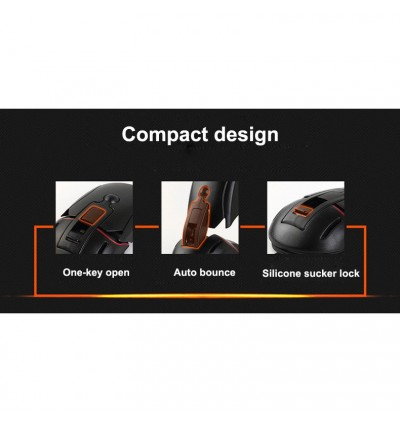 Compact Mouse Shape Gps / Phone Holder for Apple iPhone Samsung Huawei Device