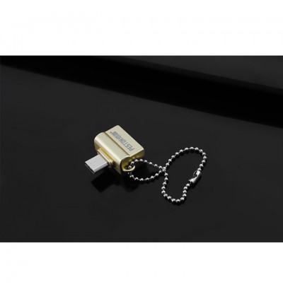 ** NEW ** Peston Quality Fashion Metal Micro Usb Otg Adapter for Android Device
