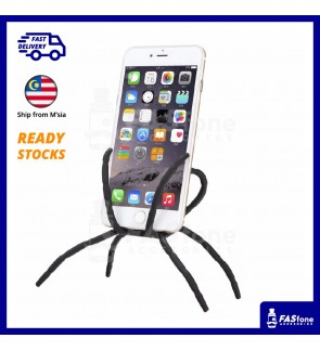 Universal Spider Podium Holder For Gadget Mobile (10 Colors)