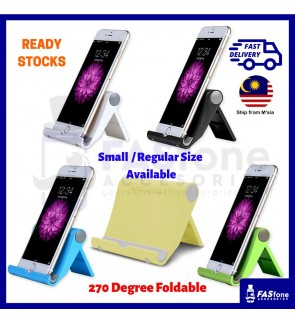 Universal Foldable 270 Degree Smartphone Device iPhone Tablet iPad Holder