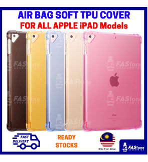 iPad Cover iPad Case iPad 2017 2018 9.7 Pro Air 1 2 3 4 10.2 10.5 12.9 11 Mini 2 3 4 5 Air Bag Anti Shock Cover