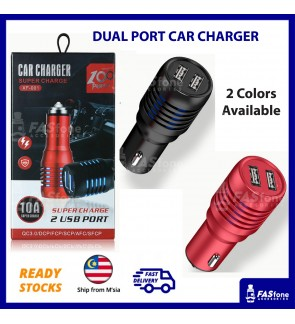 5A Huawei Charger Huawei Car Charger Dual USB Port 24W 48W