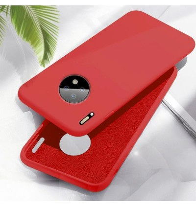 (Upgrade New) Huawei Mate 30 Pro Mate 20 Pro 20x Liquid Silicone Back Case Back Cover