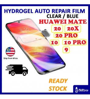 Huawei Mate 30 Pro 20 Pro 20x 10 Pro 9 Hydrogel Soft Screen Protector Film Full Cover