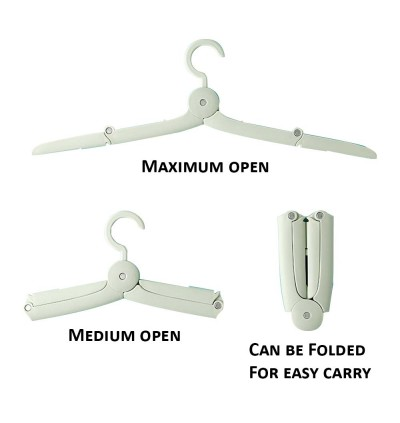 Hanger Cloth Hanger Travel Hanger Foldable Hanger Small Folding Hanger
