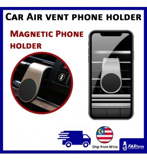 Car Air Vent Magnetic Phone Holder Magnet Phone Holder Air Vent Holder