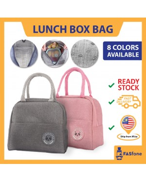 Thermal Lunch Box Bag Cooler Bag Portable Cartoon Design Insulated Lunch Bag