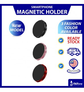 Fashion Car Dashboard / Wall Magnetic Holder for Smartphone (New Model)