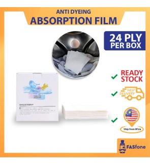 Washing Machine Cloth Anti Dyeing Absorption Film Laundry Paper Washing Paper