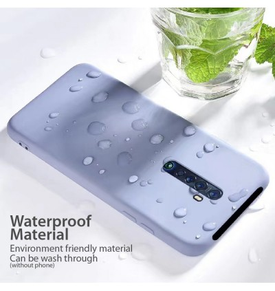 OPPO REALME C3 / 5 / 5 PRO / 5I / 6 / 6 PRO / 6I / C11 / X50 PRO / X2 PRO / XT Liquid Silicone Back Case Back Cover