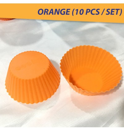 DIY Silicone Mould Bakeware Cupcake Muffin Cup Round 7CM